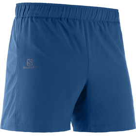 "Salomon Agile Shorts Men 5"" poseidon"